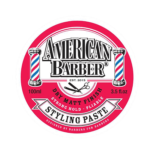 Styling Paste | AMERICAN BARBER