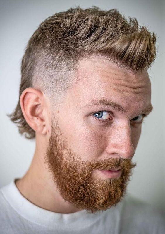 Is The Mullet Back New York Barbers Berwick Barbershop
