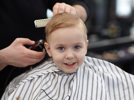 Is My Son Getting The Right Haircut?