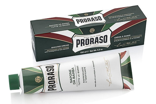 Shaving Cream - Refreshing Eucalyptus & Menthol | PRORASO