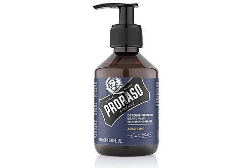 Beard Wash - Azur Lime | PRORASO