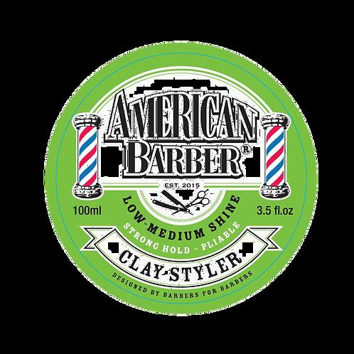 Clay Styler | AMERICAN BARBER