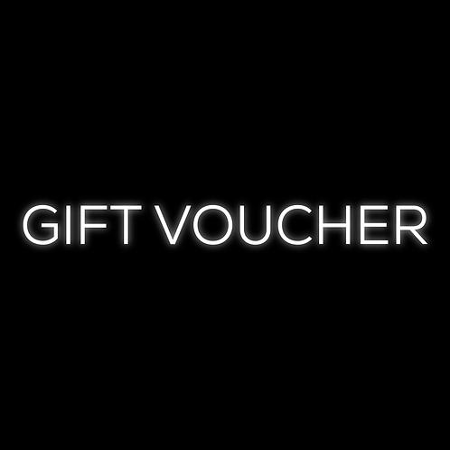 Gift Voucher ($30-$150)