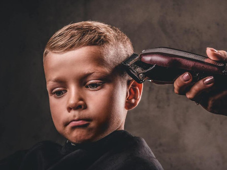 The Right Haircut For A Young Boy