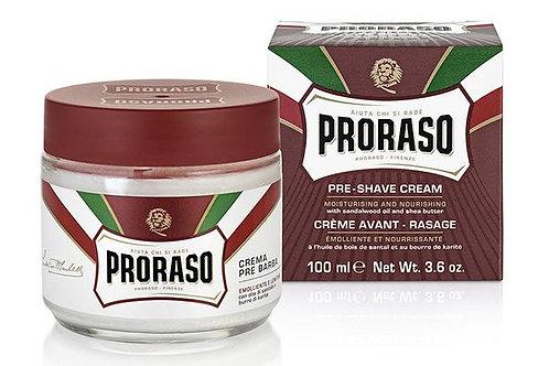 Pre & After Shave Cream - Nourish | PRORASO