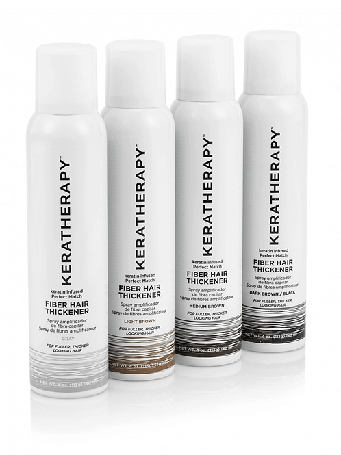 Fiber Hair Thickener   KERATHERAPY