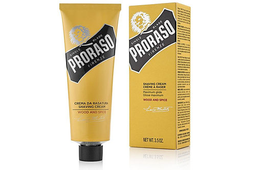 Shaving Cream - Wood & Spice | PRORASO