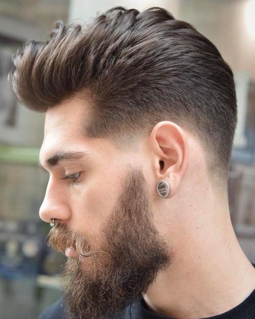 Taper fade - New York Barbers   Berwick Barbershop