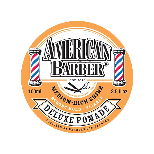 Deluxe Pomade | AMERICAN BARBER