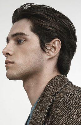 Medium Mens Haircut - New York Barbers   Berwick Barbershop