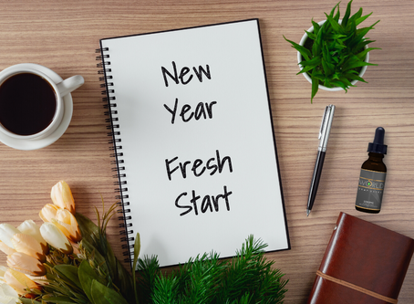 Our 12 Stress-Free New Year's Resolutions for You to Try in 2020