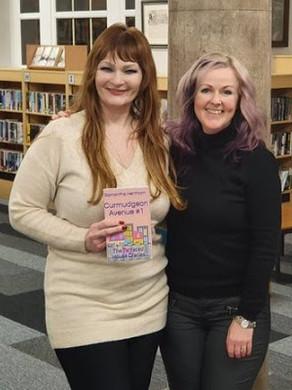 Samantha Henthorn Interview with Lindsay McKinnon.
