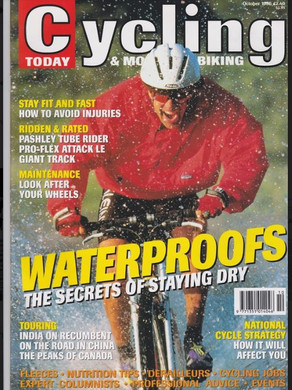 As Featured in - Cycling Today