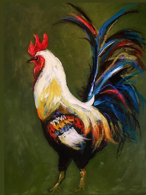 """""""The Rooster"""""""
