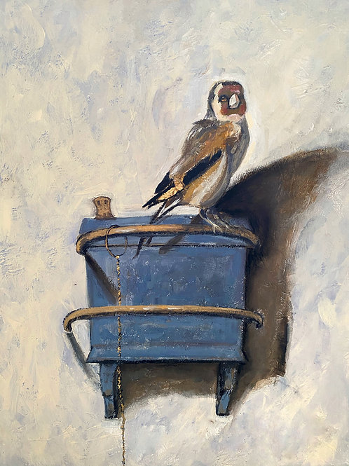 """Goldfinch, unchained"""