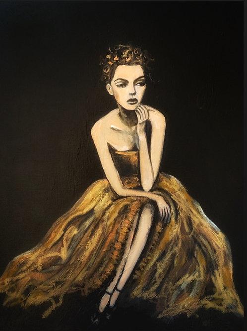 """Gold Dior"""