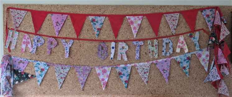 Bunting for all occasions