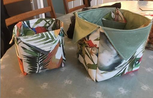 Fabric tidies
