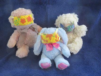 Masked Little Bears