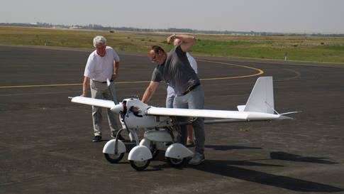 Aerodrone Demo
