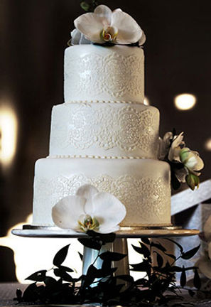 wedding cake delivery for your cardiff wedding