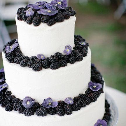 Buy a fruit wedding cake Cardiff