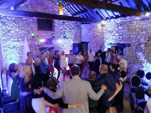 Wedding Party at Rosedew Farm