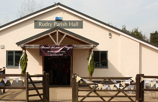 Rudry Parish Hall
