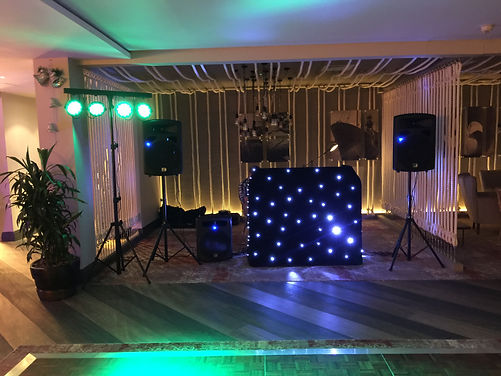 Disco at hollond house cardiff