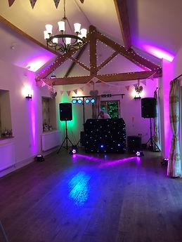 Glangrwyney Court Crickhowell DJ