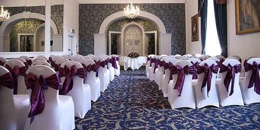 The Bear Hotel Wedding