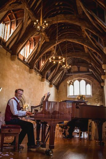 wedding pianist cardiff