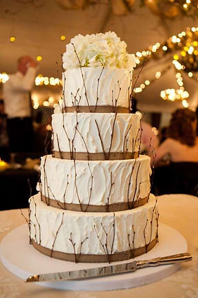 Buy a rustic wedding cakes for your cardiff wedding