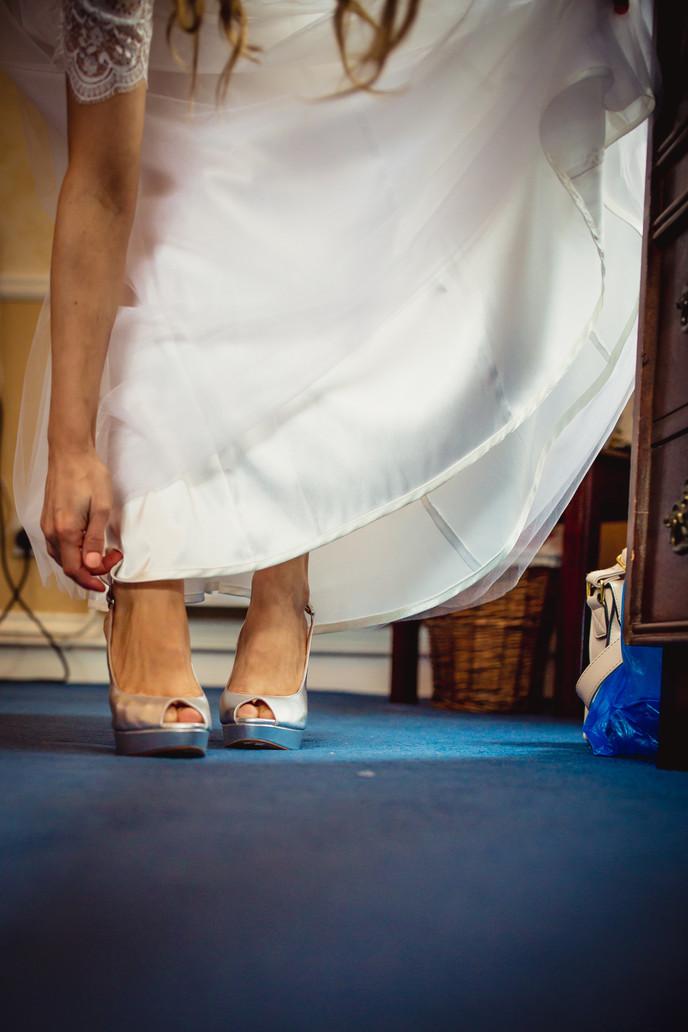 Clothes at a wedding