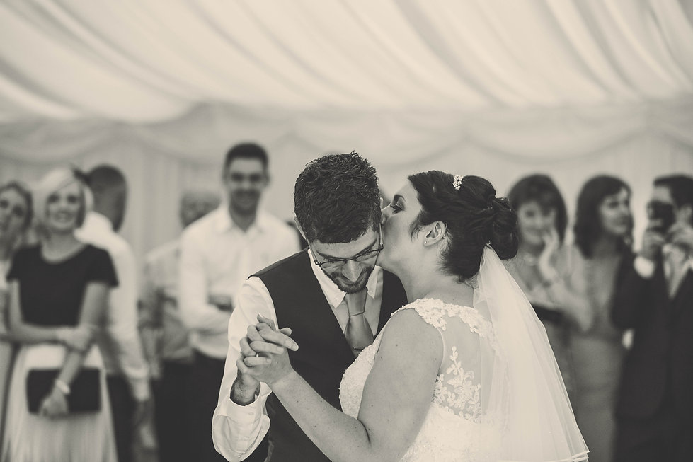 Bridal And Groom at New Country House Hotel Wedding