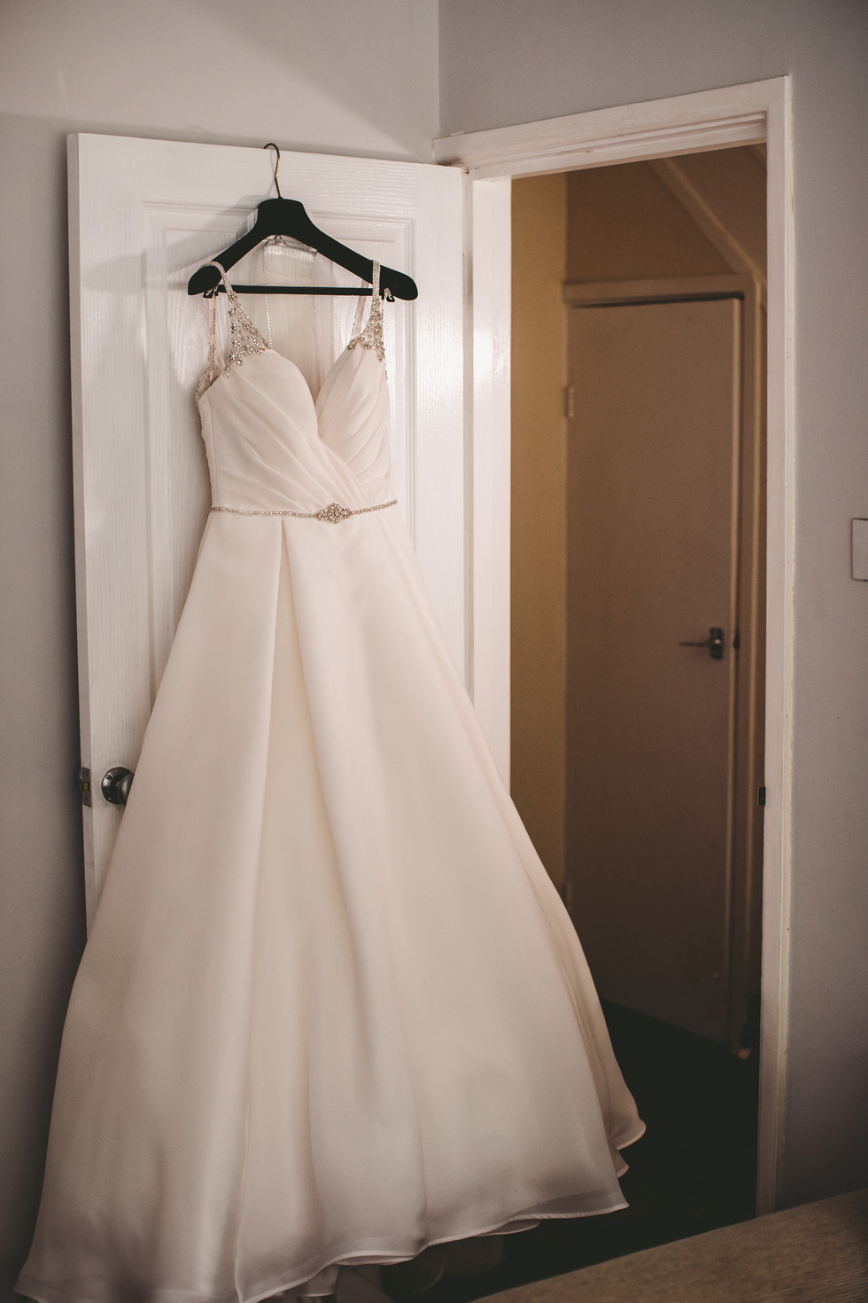 dress at Oxwich Bay Hotel South Wales