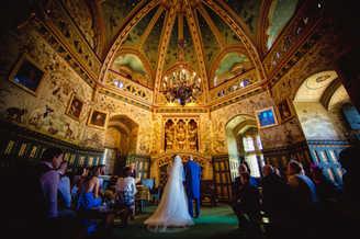 Cardiff Wedding Castell Coch