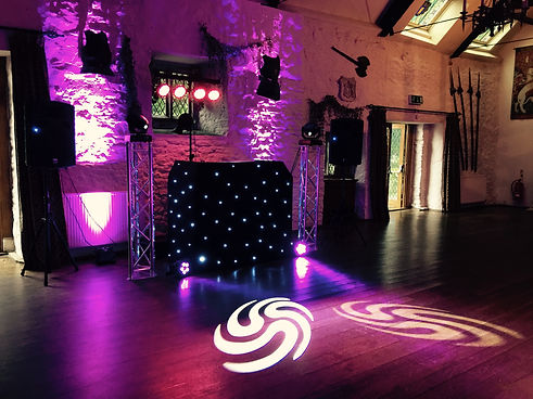Wedding DJ Miskin Manor