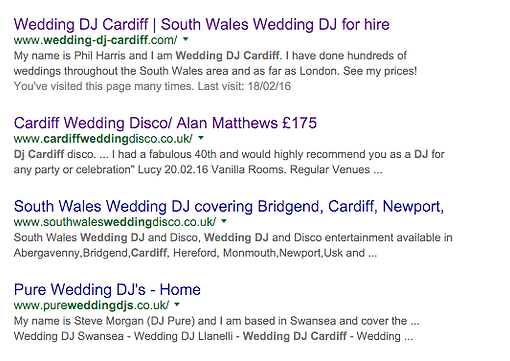 choose the perfect dj for your cardiff wedding