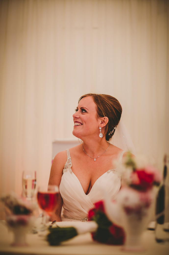 bride at Oxwich Bay Swansea
