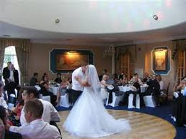 dancing in manor parc hotel