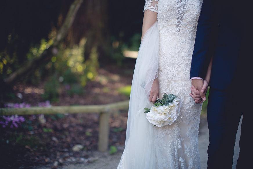 Margam Park Orangerie Wedding