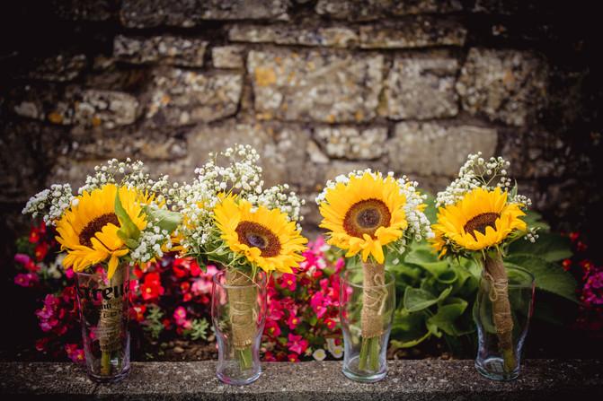 flowers at Rosedew