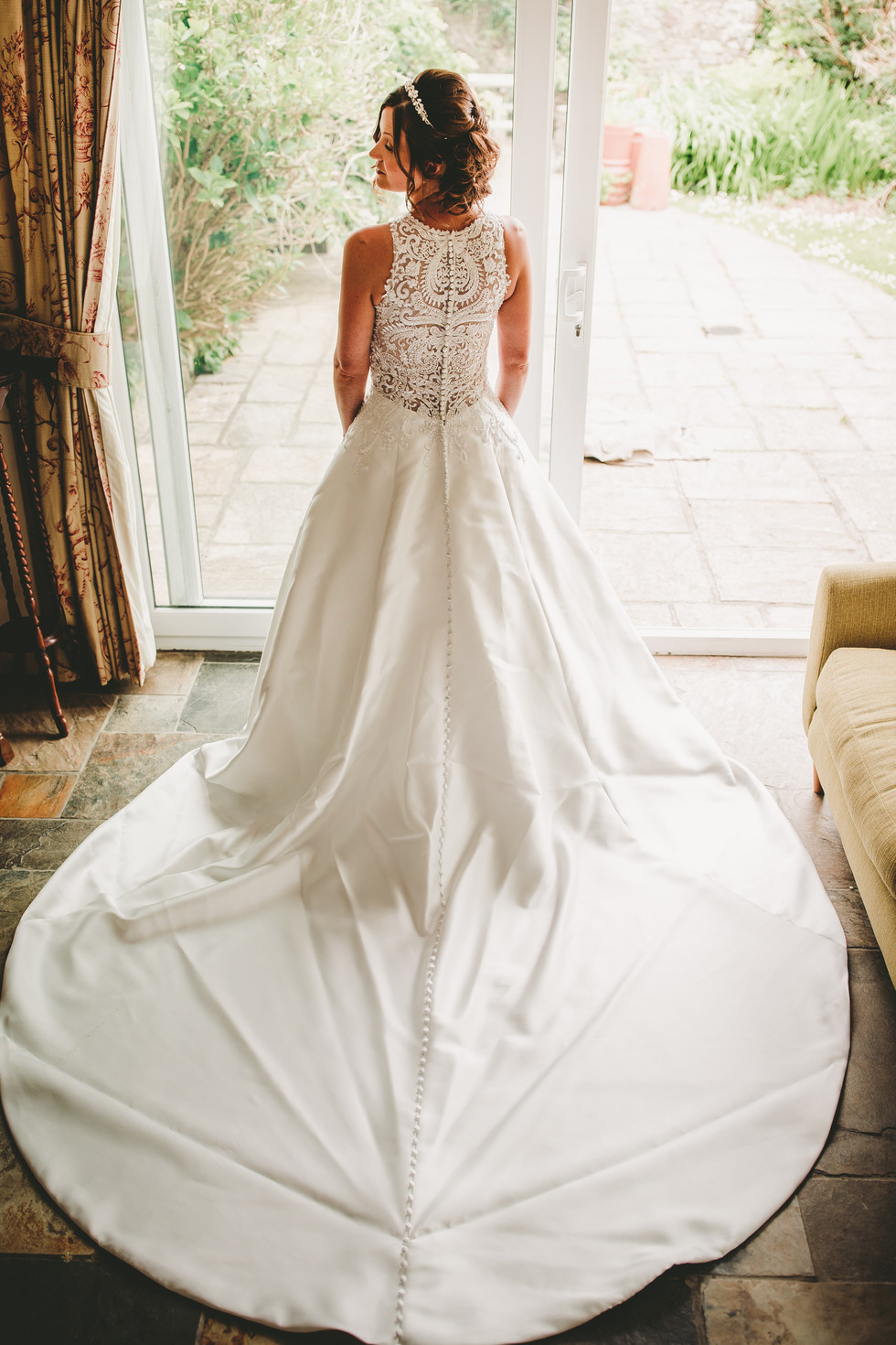 dress in St Davids Wales