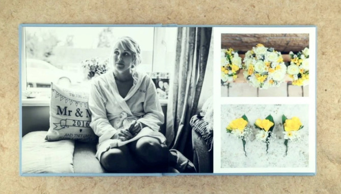 5 Reasons why you SHOULD always make a wedding album.