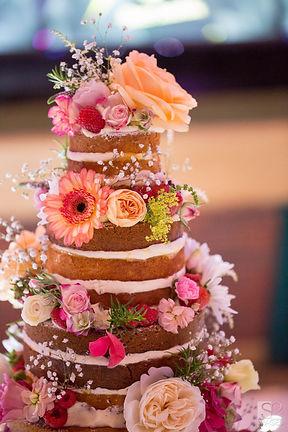 Buy a Victoria Sponge Wedding Cake Cardiff