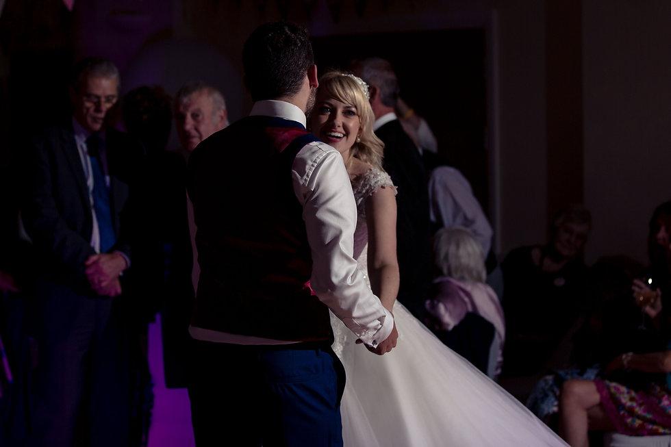 Rudry Parish Hall Wedding