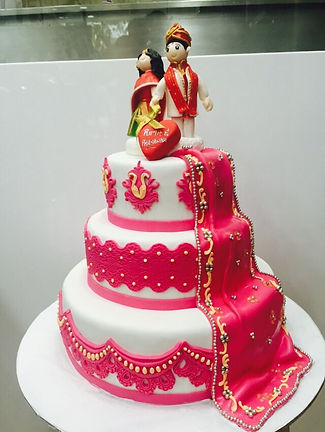 Buy a wedding cakes online For Your Cardiff Wedding