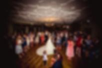 Dances at Hilles House wedding