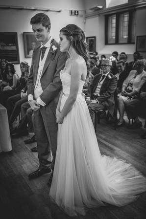 bride and groom at Royal Welsh